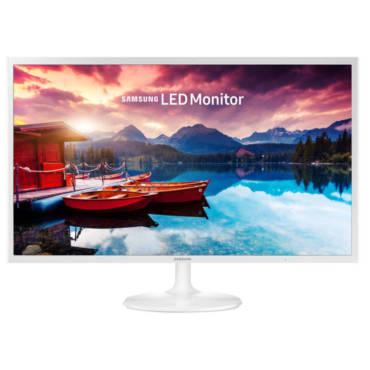 Samsung 32»S32F351H – Avec un temps de réponse rapide et un contraste dynamique élevé, cet écran Samsung offre une image fluide avec des couleurs superbes. Grâce à son mode Gaming, il offre un affichage optimisé pour les jeux vidéo –  249,90€TTC